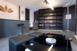Aïfé CBD shop Lausanne, Simplon Sous-Gare