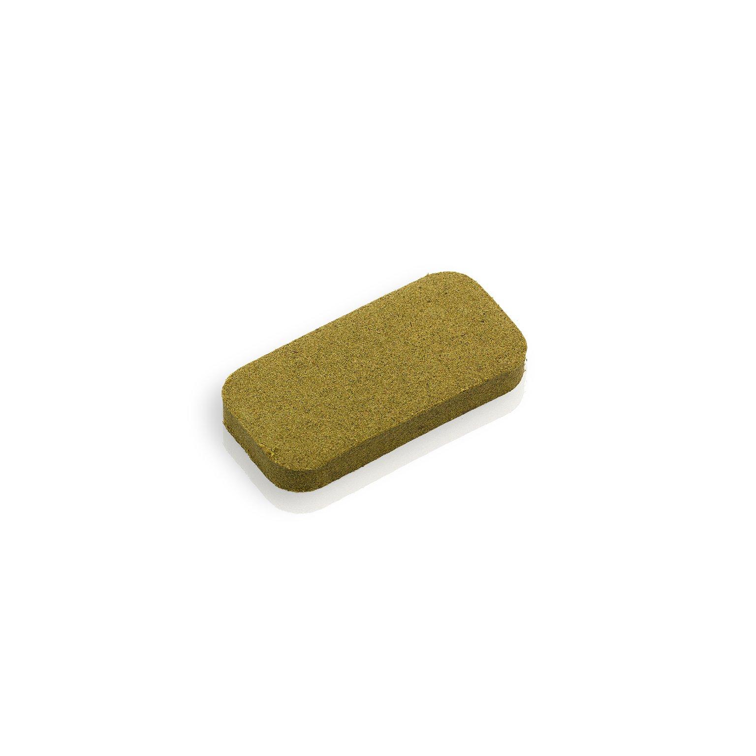 Pollen de CBD Indoor Gold - zoom. Contre stress, anxiété et douleurs